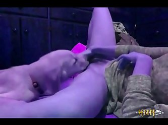 Asian Licked Clean By Dog On Webcam (part 7)