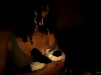 Breastfeeding Panda