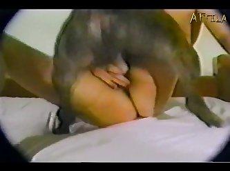 Betty Fucks Dogs (part 1)